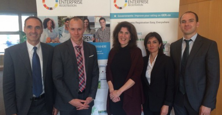 Ger.co: more transparency for entrepreneurship