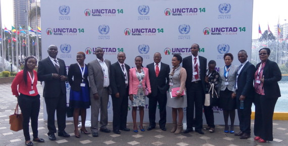 Kenya launches a Trade Portal Project at UNCTAD '14