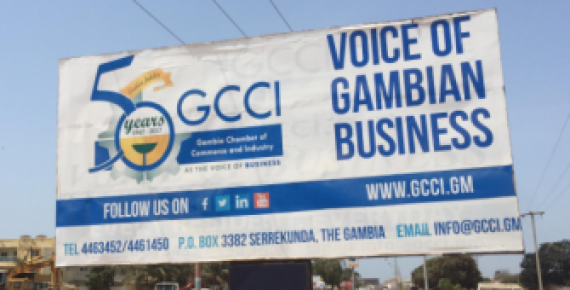 Gambia Chamber of Commerce: 'Let's boost investment together'
