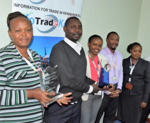 The KenTrade Kenya Trade Information Team